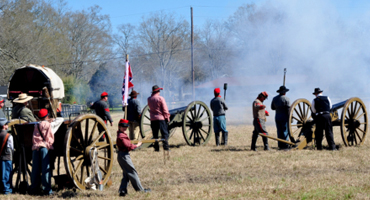 Springfield Civil War Reenactment